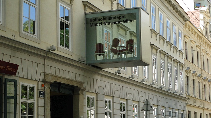 hofmobiliendepot m bel museum wien. Black Bedroom Furniture Sets. Home Design Ideas